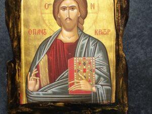 Ιησούς Χριστός ο Παντοκράτωρ